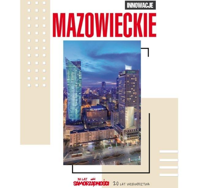 Mazowsze - folder reklamowy