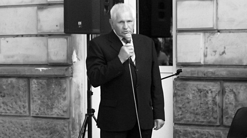 Zmarł Andrzej Zwolski - poeta, miłośnik historii