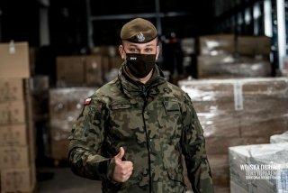 Trwa rekrutacja do Wojsk Obrony Terytorialnej