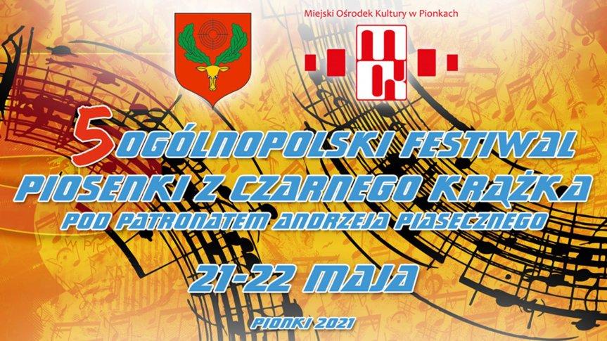 V Ogólnopolski Festiwal Piosenki z Czarnego Krążka