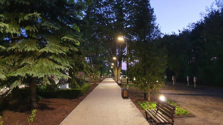 Miejskie inwestycje kolejny raz docenione! II miejsce dla Pionek  w konkursie oświetleniowym