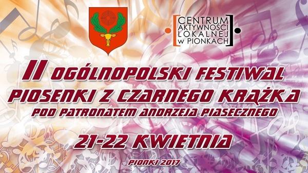 Przesłuchania do II Ogólnopolskiego Festiwalu Piosenki Z Czarnego Krążka